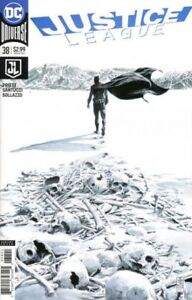 Justice League #38 Cover B ... Willing To Ship
