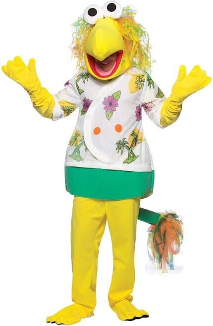 New Deluxe Wembly Costume Fraggle Rock