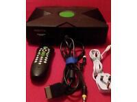 Xbox with XBMC & emulators