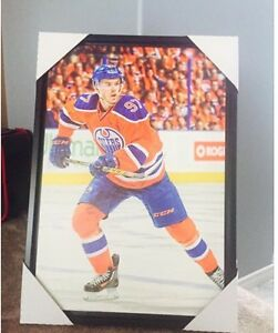 McDavid Framed Canvass