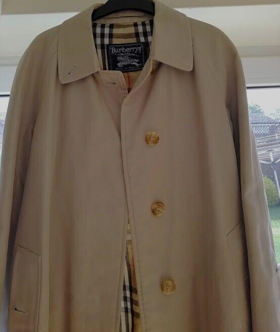 414a6cb57 Burberry (vintage) Coat/Mac size 12 | in Milton Keynes, Buckinghamshire |  Gumtree