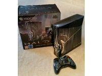 Limited Edition 320GB Xbox 360 Halo console