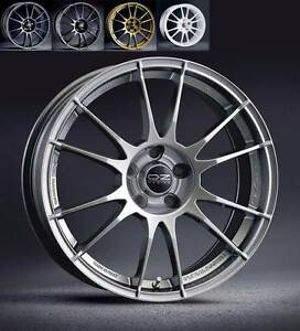 OZ RACING 18 INCH ALLOY MAG WHEELS STYLE AFTERMARKET COLORS Arncliffe Rockdale Area Preview