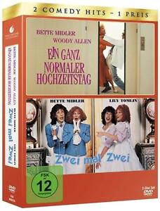 2 Comedy Hits - 1 Preis: Ein ganz normaler Hochzeitstag / Zwei mal Zwei (2 DVDs)