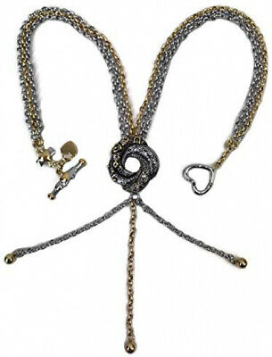 007 Algerian Loveknot Necklace Vesper Lynd Casino Royale Accessories Love Knot