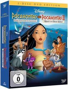 Pocahontas 1& 2 (2012) NEU OVP