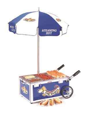 Countertop Hot Dog Cart