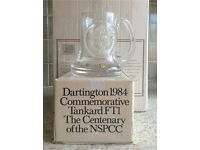 Dartington 1984 commemorative tankard FT1