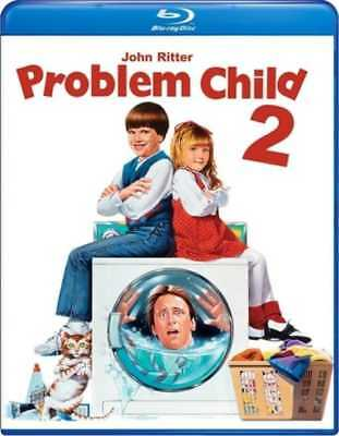 Problem Child 2  Blu Ray  New Dvd