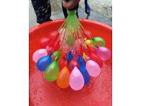 111 water balloon self tying water bomb