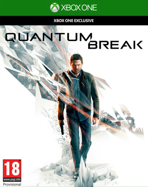 Xbox One Quantum Break (brand new)