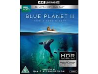 Blue planet ll (4 k UHD) blu ray