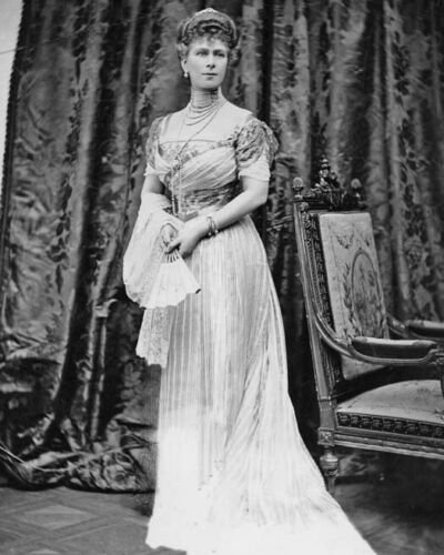 QUEEN MARY OF THE UNITED KINGDOM 8x10 Photo Glossy Print Mary of Teck Poster