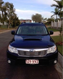 2010 Subaru Forester Wagon Durack Brisbane South West Preview