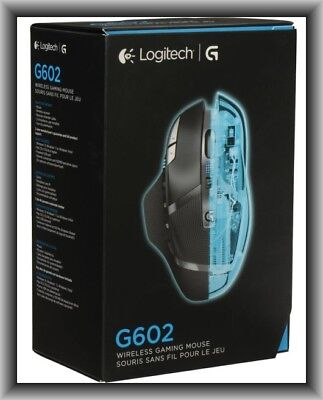 Logitech G602 Wireless Gaming Mouse, New in Retail Box !!!, used for sale  Shipping to South Africa