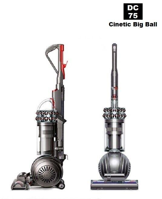Dyson cinetic big ball upright vacuum dyson media