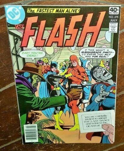 "The Flash #275, (1979, DC): ""The Last Dance!"""