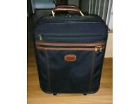 St Michael's of Marks and Spencer's Traveller Suitcase - Navy