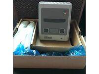 SNES Classic Mini Games Console