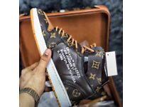Air Jordan Louis Vuitton nikes