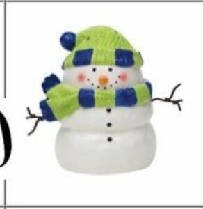 SNOWMAN SCENTSY looking for