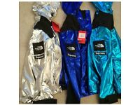 Exclusive Northface Supreme Jackets