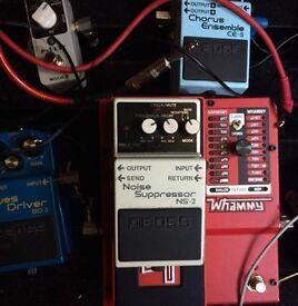 Boss Noise Supressor (NS-2)