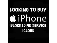 Wanted iphone 7 7 Plus 6s 6s Plus 6 6 Plus New Used Faulty viCloud Pin Lock Broken Disable Block