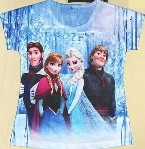 Frozen Olaf Sven T-shirt  pour garçon& fille,for boys & girls West Island Greater Montréal image 3