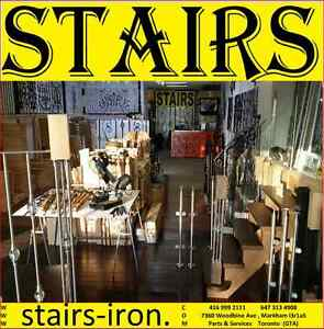 Stainless Steel Stairs Railing...Easy To Install