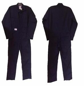 Geliget Flame Resistant FR Navy Coveralls (Brand New)
