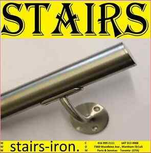 Stainless Steel Glass Stairs Railing ,Parts & Service