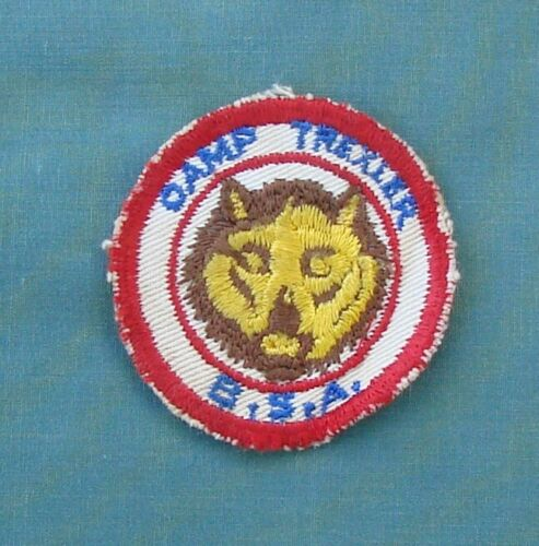 Camp Trexler BSA Boy Scout Patch PA