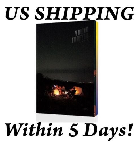 US SHIPPING BTS YOUNG FOREVER Special Album Night CD+POSTER/On+etc+Tracking