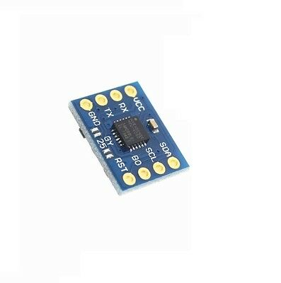 1pcs Mpu-6050 6dof Angle Module Tilt Angle Module Mcu Data Output Serial M5