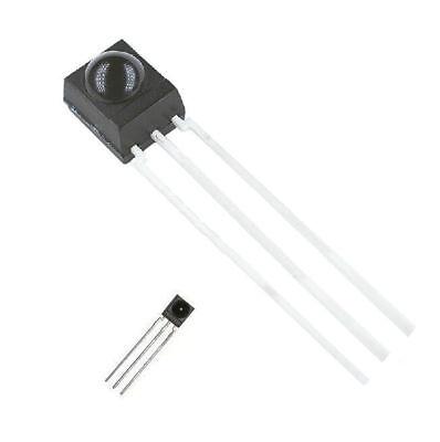 10pcs New 38 Khz Tsop4838 Dip-3 Ir Receiver Module
