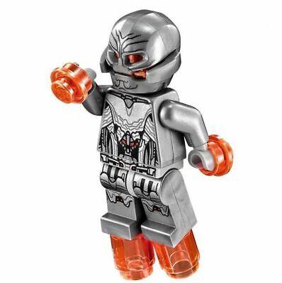 Lego Super Heroes Ultimate Ultron Minifigure RARE!! (76032)