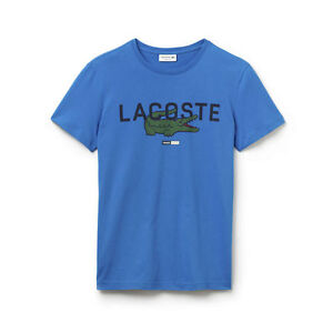 Lacoste Logo Crew Neck Men Tee - Brand new with tag