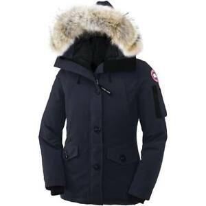 Womans canada goose