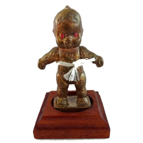 "Thai Amulet Occult Sorcery HOON PAYON Statue LP Prasoot Magic Talisman 6.5"" Rare"
