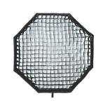 Godox Octa Softbox Bowens Mount + Grid - 95cm