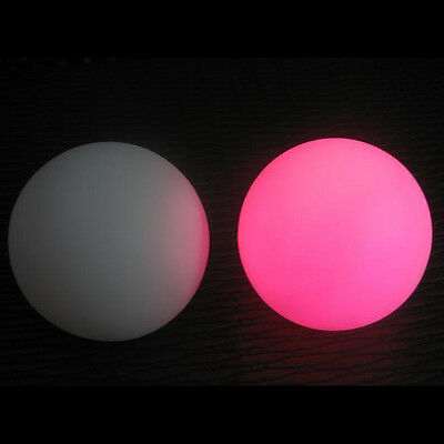 Color Changing LED Ball Baby Kid Mood Lamp Night Light Children ED