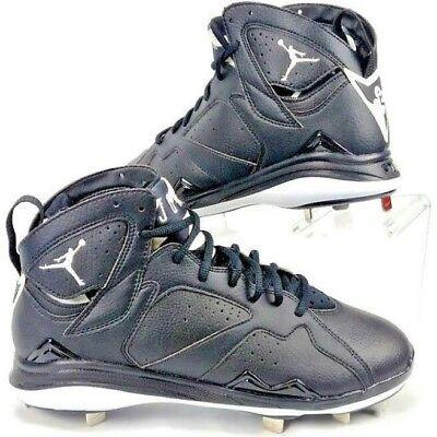 aced73c3331 Men s NIKE Air Jordan VII 7 Retro Baseball Cleats Size 13 (684943-010)  (M-92)