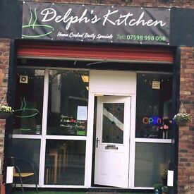 Kitchen Assistant wanted for Delph Cafe