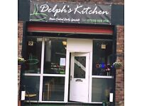 Kitchen Assistant and Kitchen Manager wanted for Delph Cafe