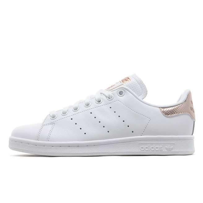 1 sur 4 Adidas Stan Smith Rose Gold, Brand New In Box Bb1434 Uk Sizes 4.5 & 9 2 sur 4 Adidas Stan Smith Rose Gold ...