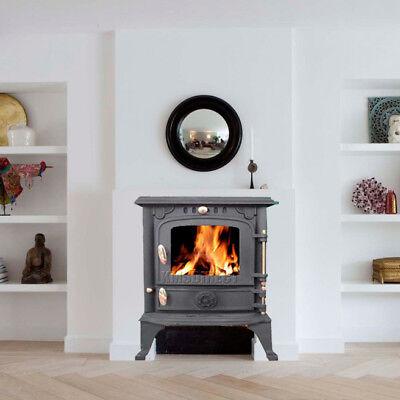 New JA013S Woodburning Stove 5.5KW High Efficient Cast Iron Log Burner Multifuel