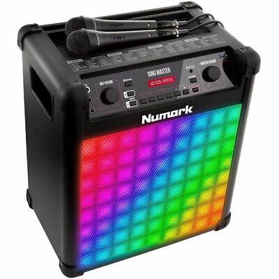 Numark Sing Master Karaoke Sound System (Karaoke-sound-system)