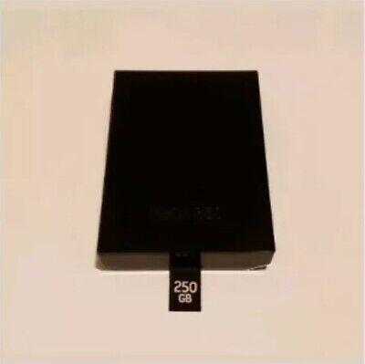 Xbox 360 Slim 250 GigabyteHDD RGH