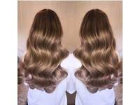 HAIR EXTENSIONS - Rochdale, Greater Manchester, Huddersfield - Nano Rings, Micro Rings, Tape, Weave